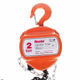 جرثقیل 2 تن زنجیر 3 متری رونیکس مدل RH-4104