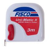 متر فیسکو مدل UM3M طول 3 متری رنگ سفید