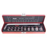 مجموعه 11 عددی آچار بکس و سری بکس رونیکس مدل RH-2610 با سری شش گوش