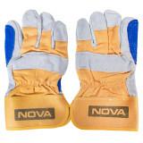 دستکش کف دوبل نووا مدل NTG 9001 سایز 10.5 اینچ