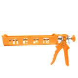 دستگاه چسب آکواریوم مهر پلاستیک نارنجی