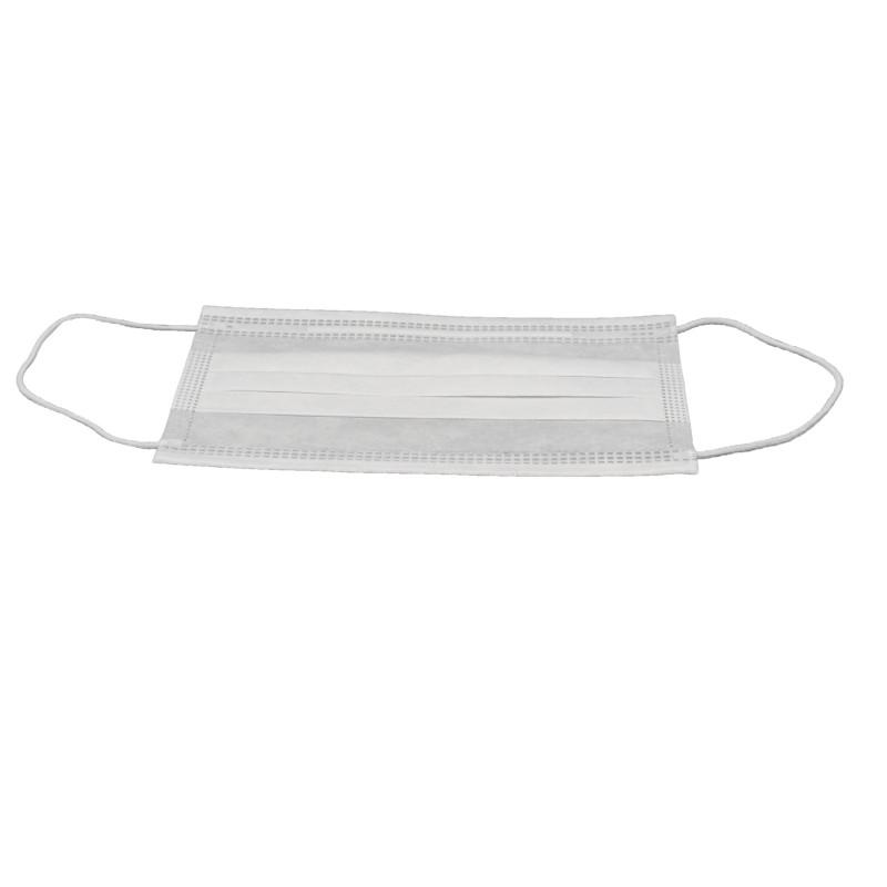 ماسک دو لایه ایرانی سفید بسته 10 عددی