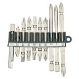 مجموعه 10 عددی سری پیچ گوشتی دو طرفه جتک مدل 033110