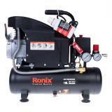 کمپرسور هوا رونیکس مدل RC-1010 حجم 10 لیتر