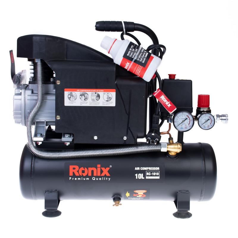 کمپرسور هوا رونيکس مدل RC-1010 حجم 10 لیتر