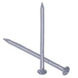 میخ آهنی نقره ای طول 3 سانتی متر