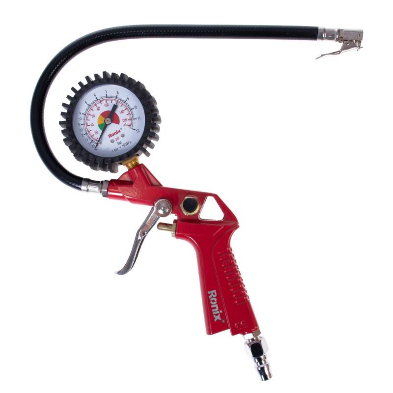 تفنگ باد گیج دار رونیکس مدل RH-6801