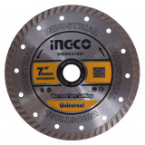 دیسک گرانیت بر توربو اینکو مدل DMD031801 سایز 7 اینچ