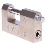 قفل کتابی ریما سایز 90 میلیمتر