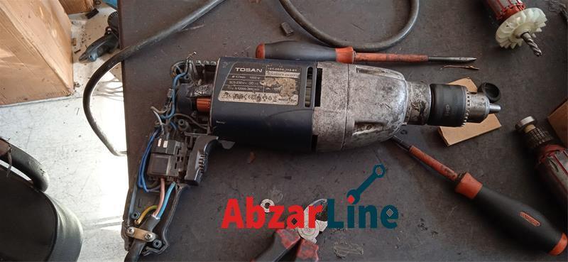 تعمیرات نگهداری دریل برقی